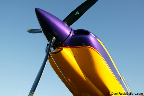 Aviation Photography - Airplane Propeller