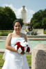 Bridal Photography - At UT Austin in front of Tower