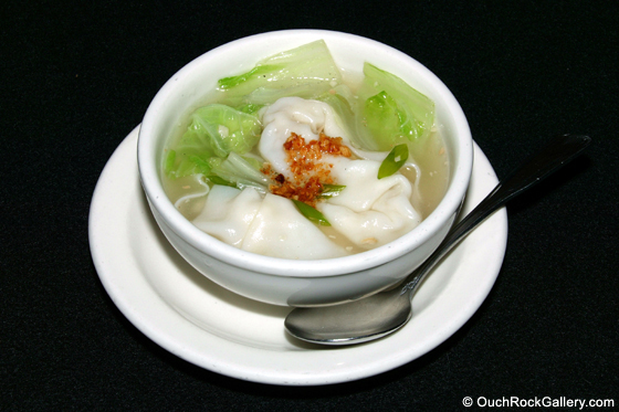 Restaurant and Food Photography - Wonton Soup
