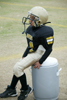 Sports Photography - Leaning on the Water Jug